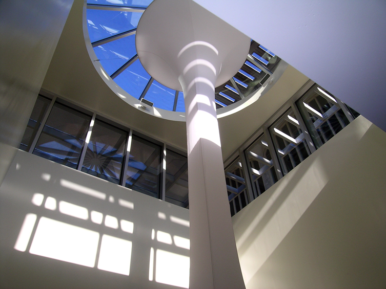 Envision Architects Dpc Lightwells At Suny Albany
